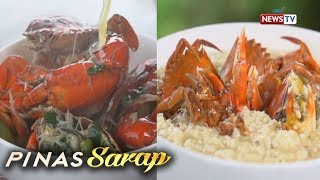 Pinas Sarap: Suam na alimango, ibinida sa 'Pinas Sarap'
