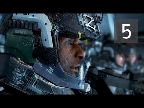 Прохождение Call of Duty: Infinite Warfare [60 FPS] — Часть 5: Горящая вода