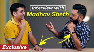 [Exclusive] Realme TV, Realme Band Specs, Link App First Look & U2 ⚡⚡ Interview With Madhav Sheth!
