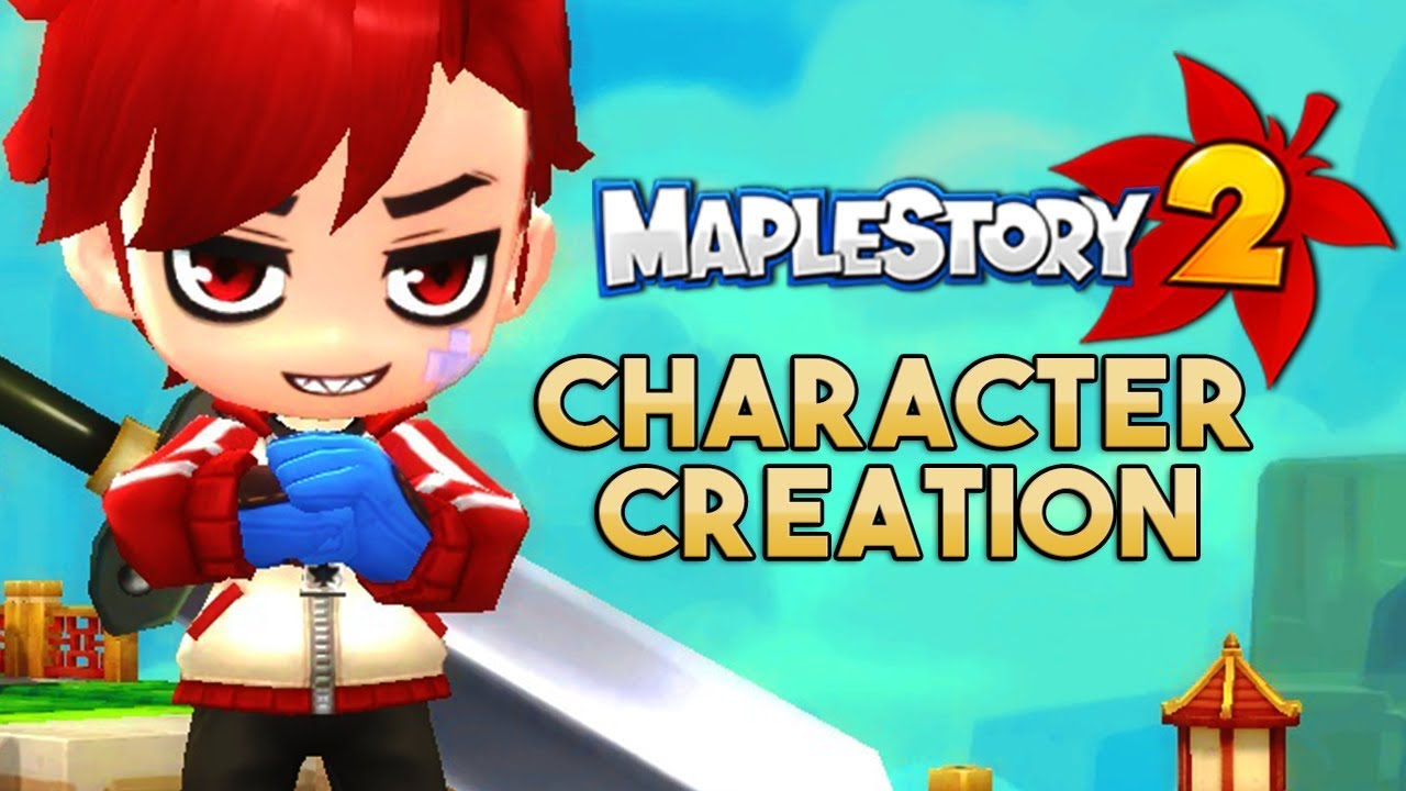 MapleStory 2 China Register, Download & Install Guide (2018