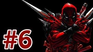 Deadpool Walkthrough [#6] - &quotPetrecere cu gagici&quot (in romana)