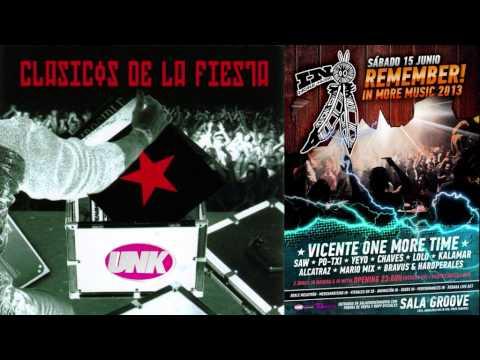 """Clasicos de la Fiesta, Especial """"Remember IN 2013"""" @ UNK FM, 103.0 FM, 06.06.2013"""