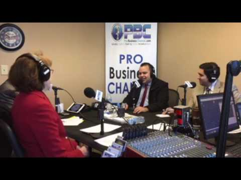 Buckhead Business Show - Georgia Hispanic Chamber of Commerce with Financial and Performance Experts