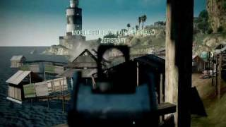 Lets Play together Battlefield bad company2 online part 1