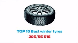 TOP 10 Best winter tires R16