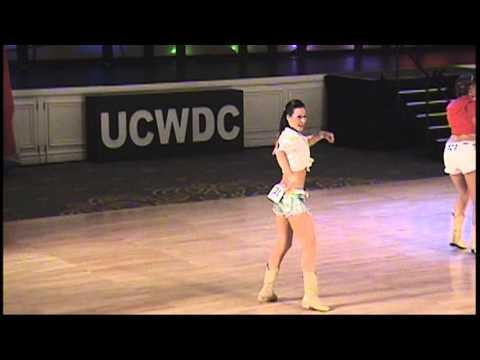 UCWDC World's 2016- Pulse  Line Dance Advanced- Raquel Williams