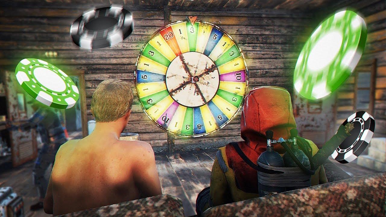 как выигрывать в казино rust