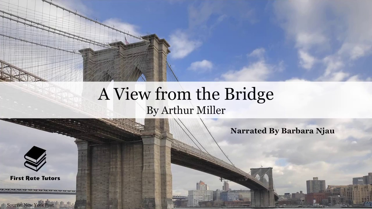 a view from the bridge summary