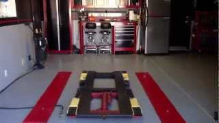 This video is not available. Pulling in to the New Garage Setup - Snap On & Craftsman - A Great Combination