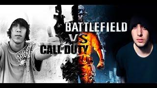 CALL OF DUTY VS BATTLEFIELD | CYCLO & KRONNO