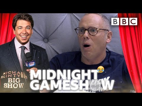 Judge Rinder's hilarious Midnight Gameshow! - Michael McIntyre's Big Show - BBC