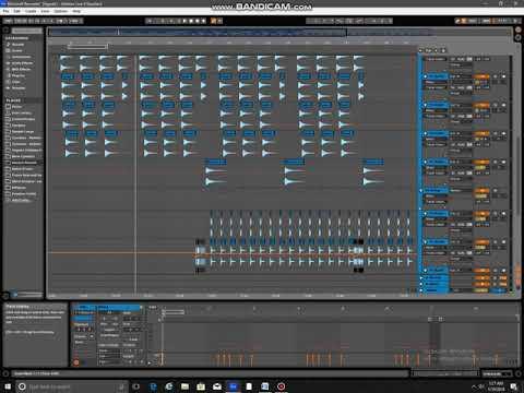 Blackmill - The Drift [Eunoia Recreates In Ableton Using RefX Nexus 2]