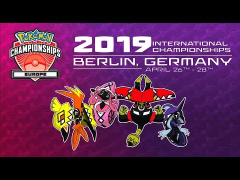 2019 Pokémon Europe International Championships—Day 1