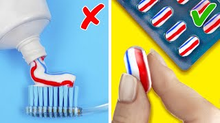 100+ GENIUS HACKS WITH EVERYDAY ITEMS YOU CAN EASILY REPEAT
