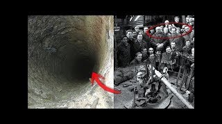 Here\'s what Hides At The Bottom Of The DEEPEST Hole On EARTH...