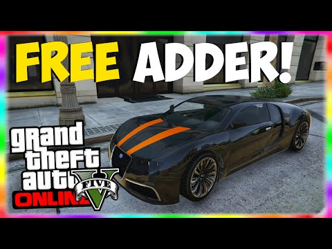 Gta Rare Cars Free Adder Adder Location