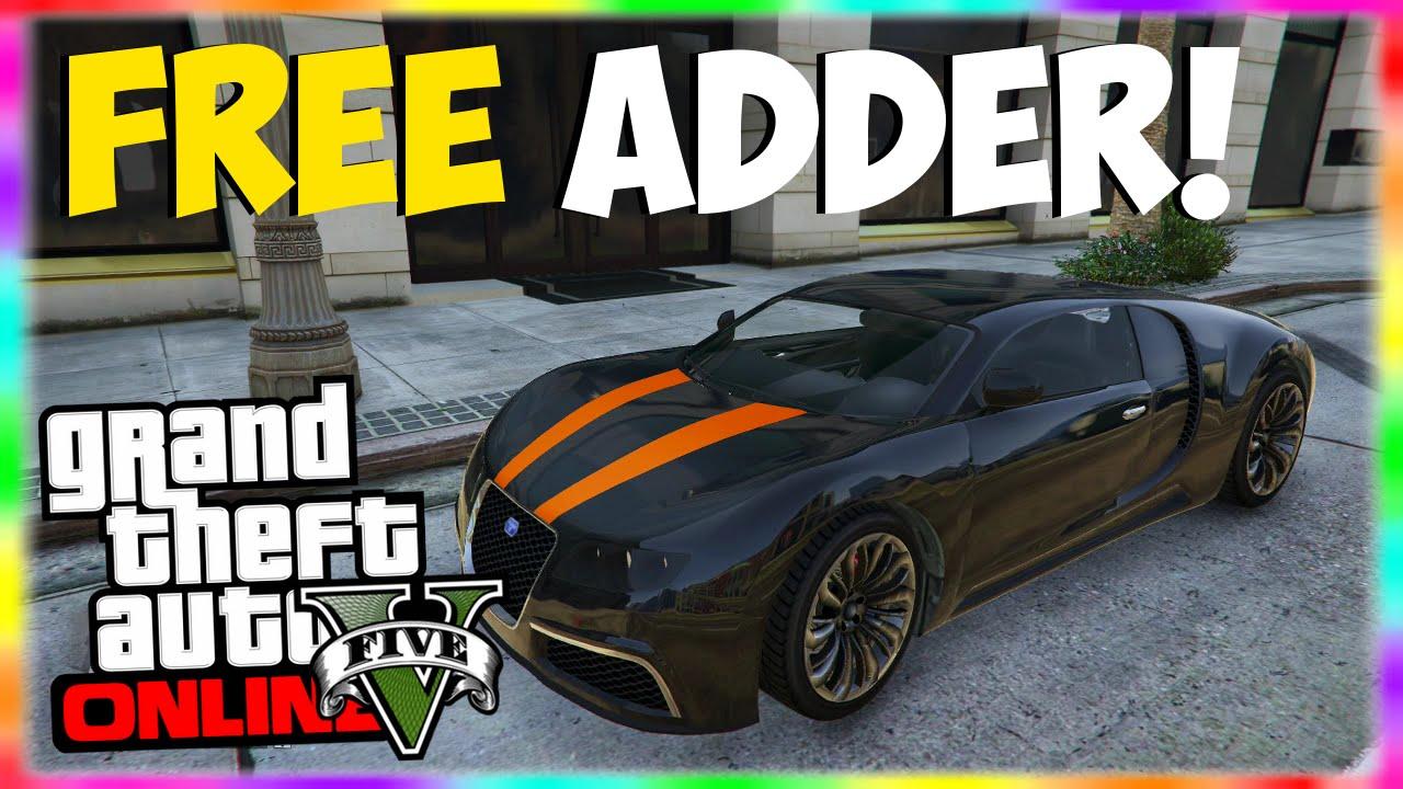 free super car gta 5 online