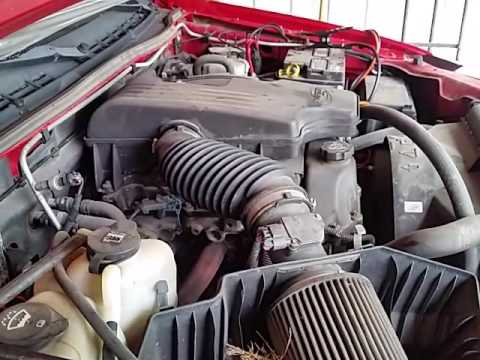 Ch0723 2005 Chevy Colorado 2 8l Engine