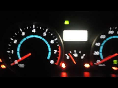 расход Toyota Wish 2009 ZGE25W, 4wd, 2zr-fae, valvematic
