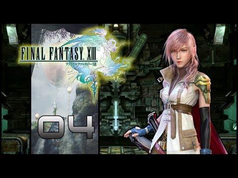 Guia Final Fantasy XIII (PS3) Parte 4 - Vestigio de Paals (2-2)