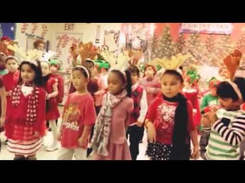 Montessori School House Winter Performance