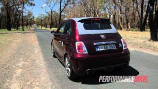 Fiat Abarth 695 Maserati Edition 2012 Videos