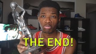 The END Of My Basketball Playing Career | Storytime