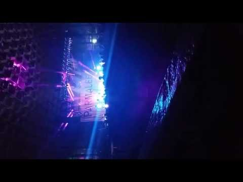 Parmalee Close your eyes Live @ NC State Fair 2014