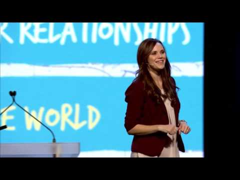 """Leah Darrow: """"You: Of Whom the World is Not Worthy"""" 