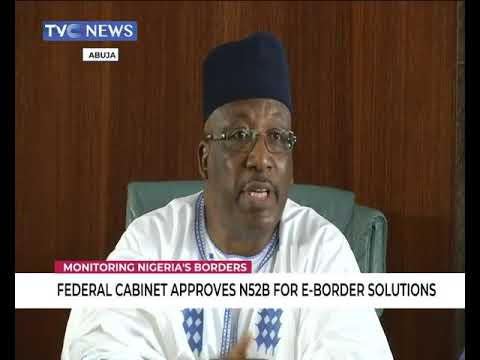 FEC approves N52b for e-border solutions