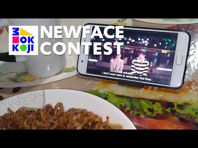 NewFace Contest Season 3 - K LIFESTYLE   BTS & EXO POSTERS FROM KTO (Leira Failanga, Nikka Failanga)