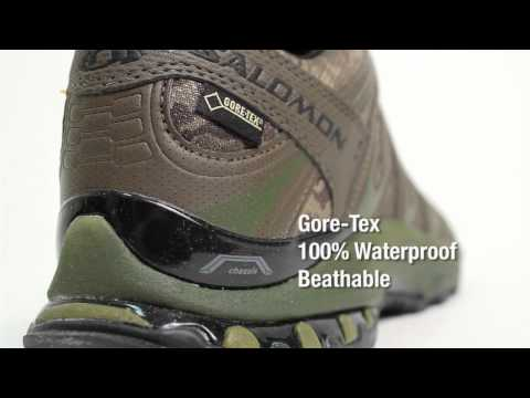 169f2009abdd6 Salomon XA Pro 3D Ultra 2 GTX Camo | TD Product Demo - YouTube