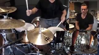 Thomas Lang Drumming Bootcamp in Stockholm/Sweden