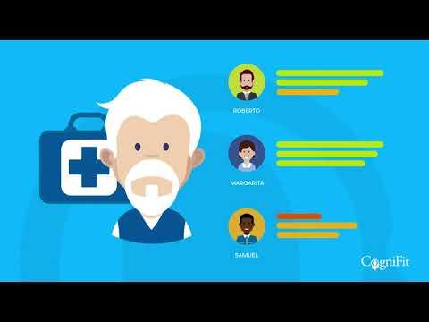 CogniFit Test Mentales y Programas de Entrenamiento: (Trailer)
