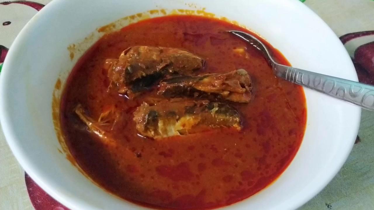 Cara Buat Ikan Sardin Homemade Sendiri - YouTube