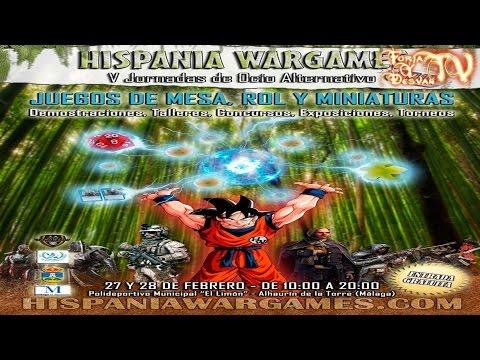 HISPANIA WARGAMES 2016 @hispaniawargame NO PUEDES PERDERTELO