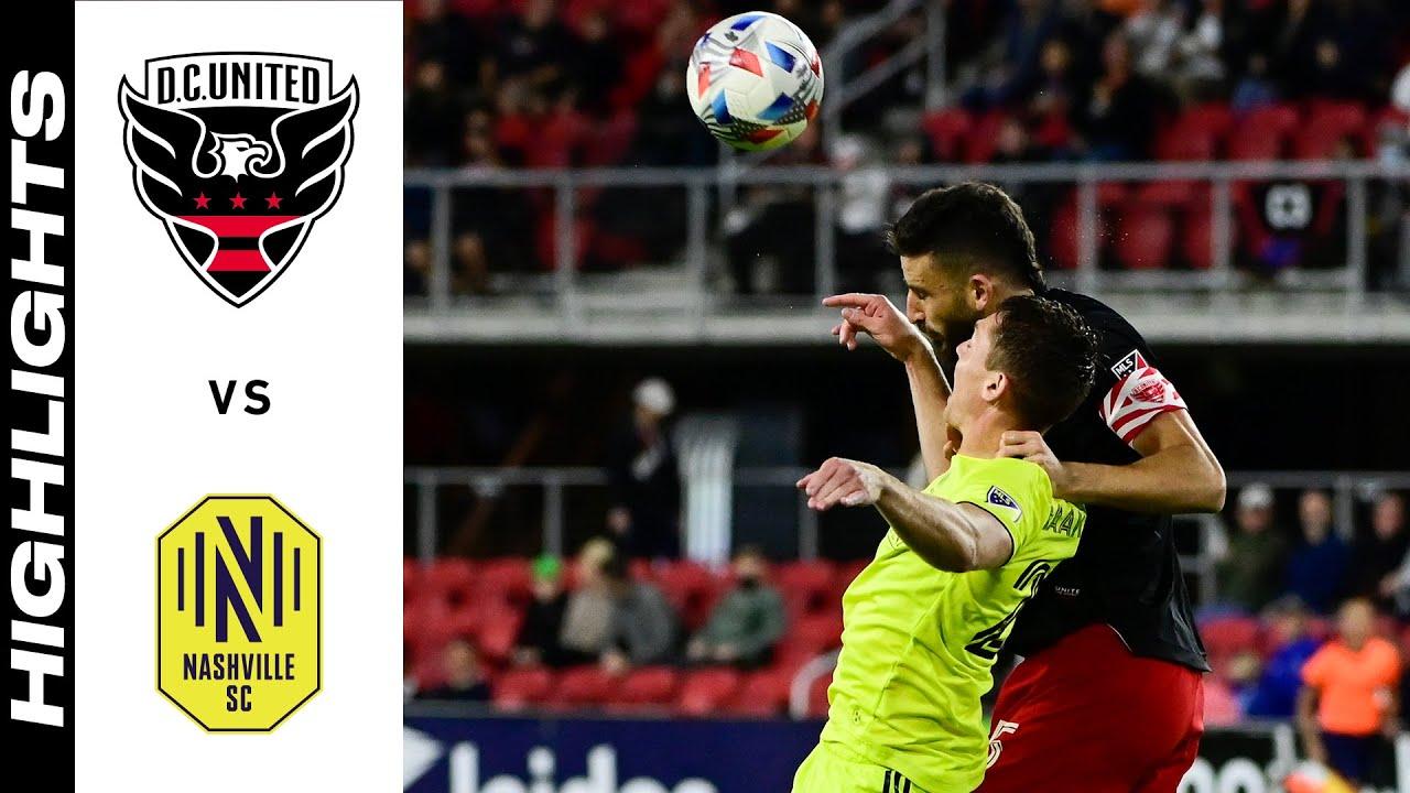 Download HIGHLIGHTS: D.C. United vs. Nashville SC | October 16, 2021