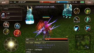 Iruna Online - [P]PcD™ - Sniper Test attack