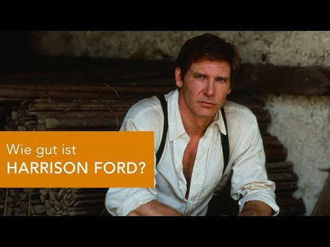 Wie gut ist HARRISON FORD?