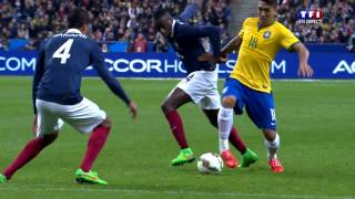 France vs Brazil 1-3 all Goals and Highlights 2015 Friendly Match