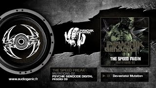 The Speed Freak - 01 - Devastator Mutation [MUTATIONS 02 - PKGDIGI 09]