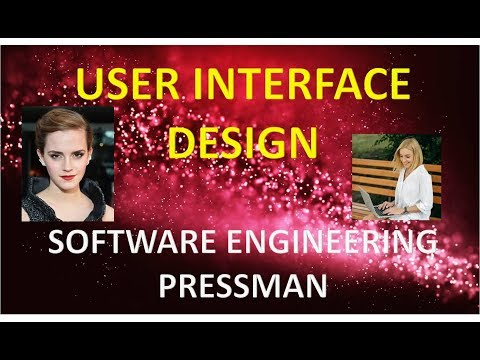 CHAPTER 11 USER INTERFACE DESIGN SE Pressman in HINDI