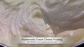 Homemade Cream Cheese Frosting (easy, Creamy & Not Too Sweet!)