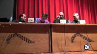 Jornadas de Avilés 2011: Charla Aaron & Guéra