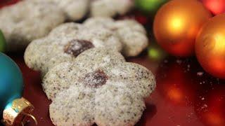 Mohnkringel / Mohnplätzchen / Leckere Weihnachtsplätzchen mit der Gebäckspritze / Sallys Welt
