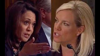 DHS Secretary Nominee Kirstjen Nielsen Handles Kamala Harris Grilling Like A Boss