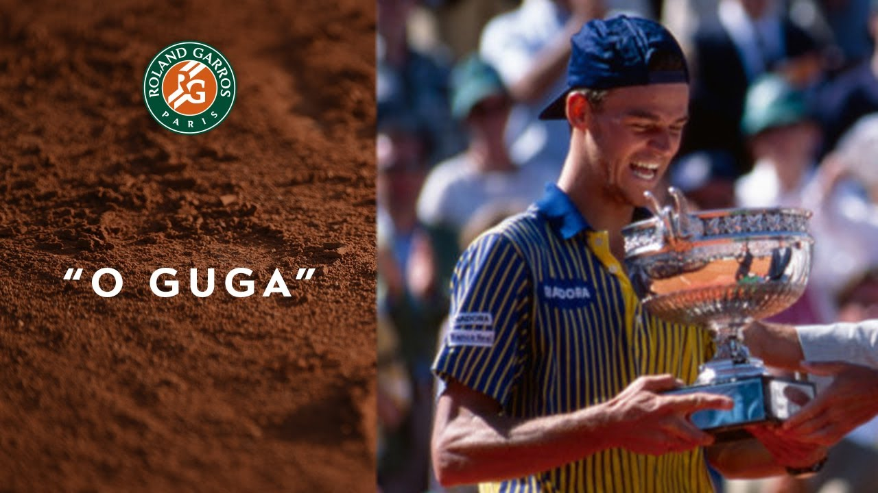 "O Guga"" The legendary victory of Gustavo Kuerten in 1997 I"