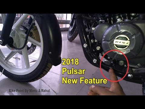 2018 New Bajaj Pulsar 150  New Colour New Feature Review In Hindi