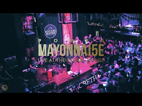 Porta by Mayonnaise (Live at The Social House)