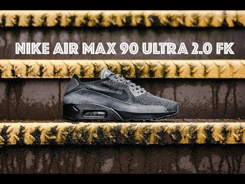 air max 90 ultra 2.0 flyknit 39